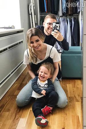 Галина Юдашкина трогательно поздравила сына с днем рождения