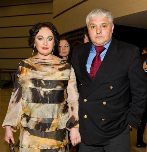 Муж Ларисы Гузеевой разоткровенничался об их отношениях