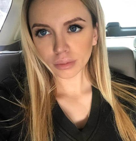 Беременная Милана Кержакова заметно прибавила в весе