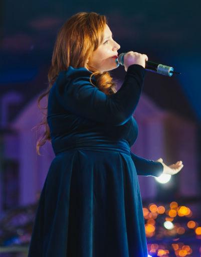 Звезды блеснули на финале конкурса «Российская красавица 2017»