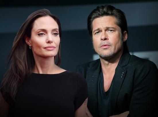 Джоли использует черную магию, чтобы отомстить Питту
