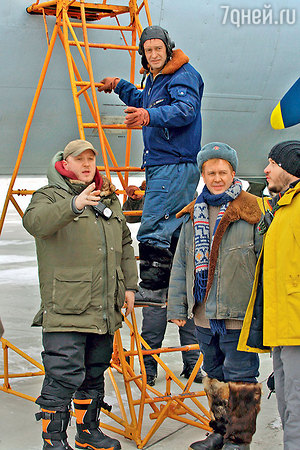 Константин Хабенский попал в экстремальную ситуацию