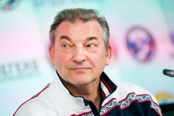 Владислав Третьяк с шумом отметил юбилей