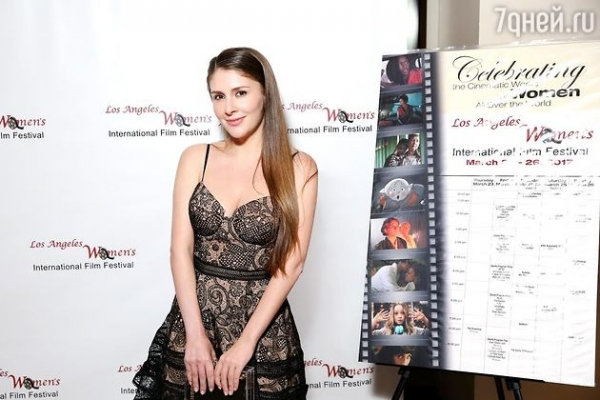 Валерия Кожевникова представила « Leni .Leni » в Лос-Анжелесе