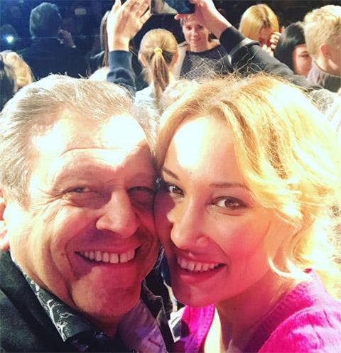 Борис Грачевский помогает молодой жене пробиться в кино