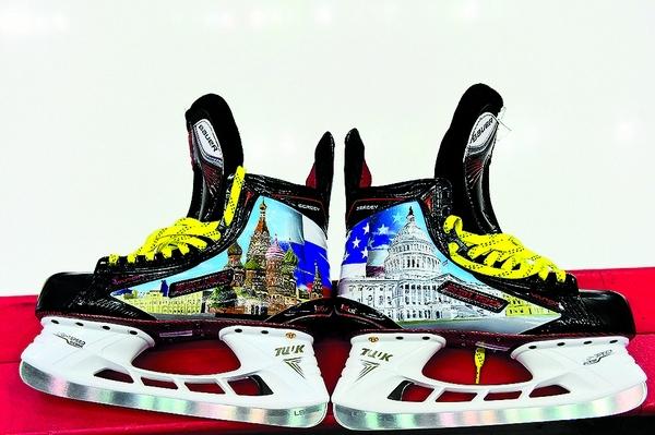 Александр Овечкин восстал против НХЛ