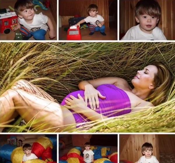 В День Рождения Платона Наталия Фриске показала личные домашние кадры