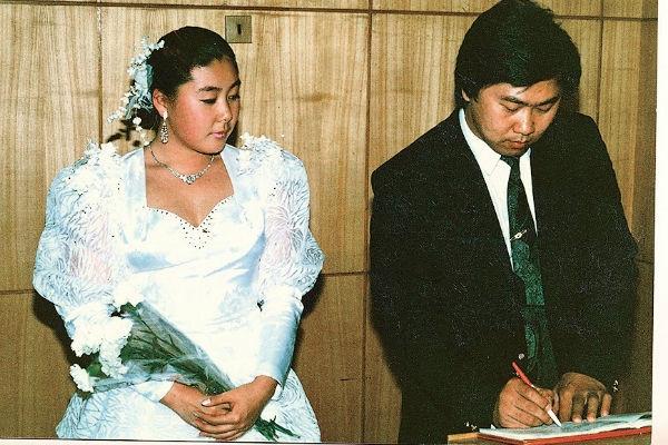Мужу Аниты Цой свадьбу с ней предсказала гадалка