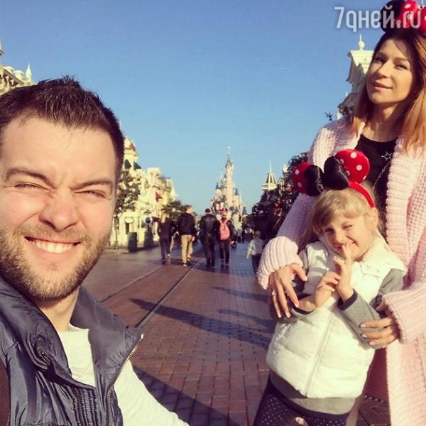 Екатерина Волкова с мужем встретили годовщину свадьбы врозь