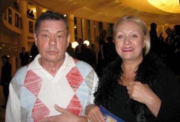 Людмила Поргина переживает за Николая Караченцова
