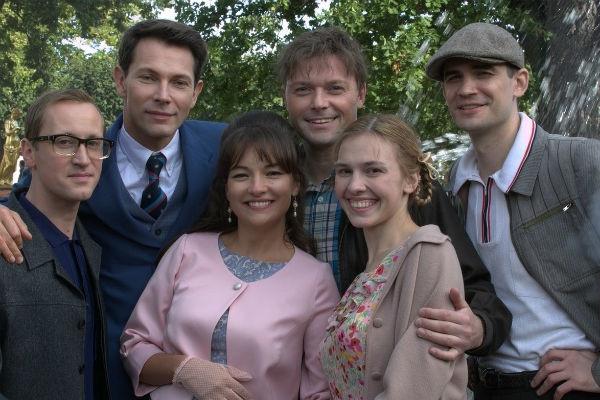Звезда сериала «Наше счастливое завтра» Ольга Павловец рассталась с мужем