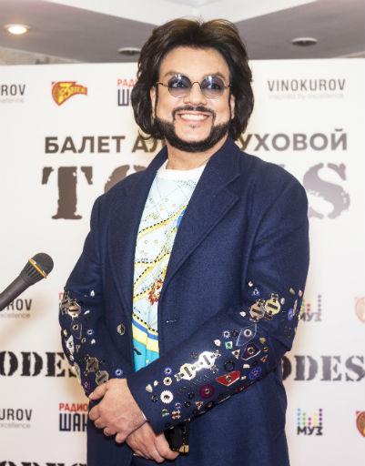 Алла Духова собрала всех звезд на юбилей балета TODES