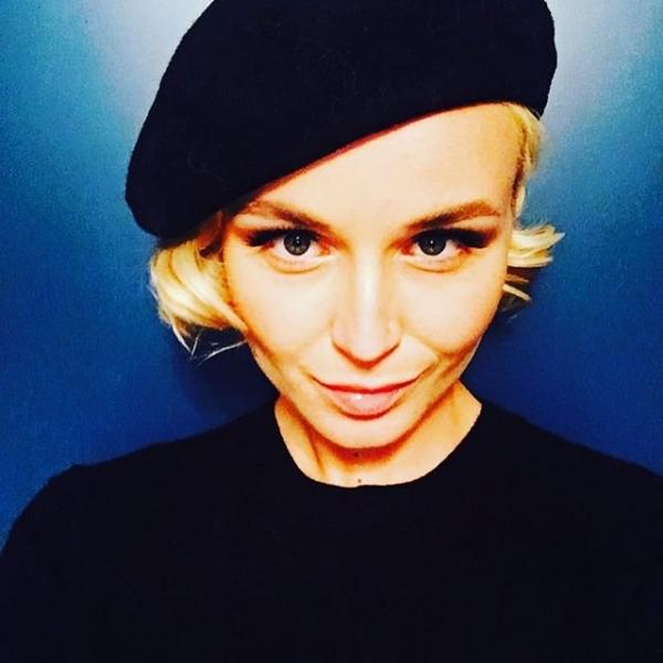 Полина Гагарина показала селфи без капли макияжа