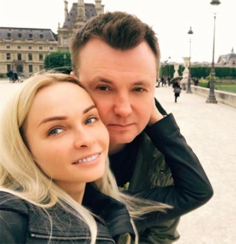 Наталья Варвина устроила романтическое свидание с мужем в Париже