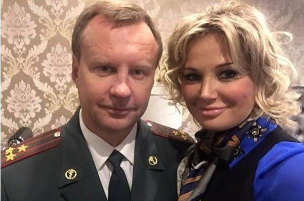 Отар Кушанашвили поддержал Марию Максакову