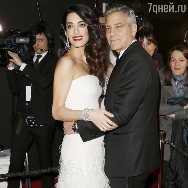 Амаль Клуни с супругом испытывают терпение соседей