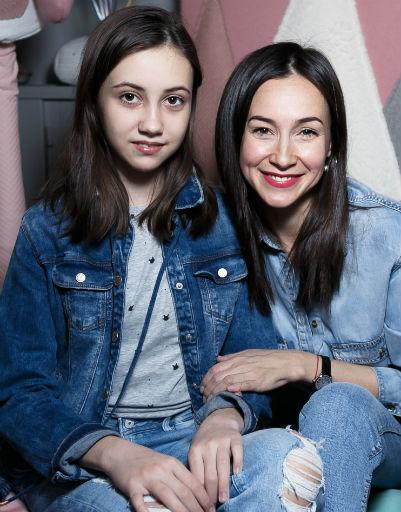 Филиппова вывела в свет повзрослевшую дочь Вдовиченкова