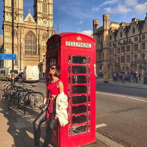 Ольга Бузова потратила 2 миллиона рублей на бутики в Лондоне