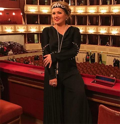 Анна Нетребко высказалась о стремительной потере веса