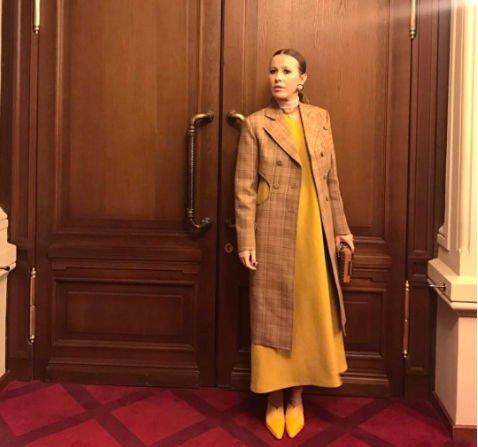 Ксения Собчак объяснила, почему у нее повышенные запросы в райдере