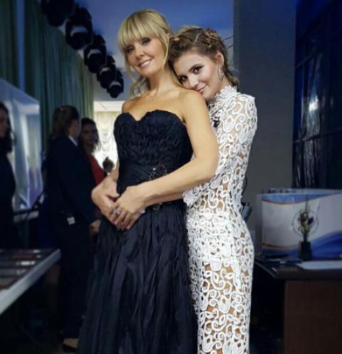 Анна Шульгина публично попросила прощения у матери