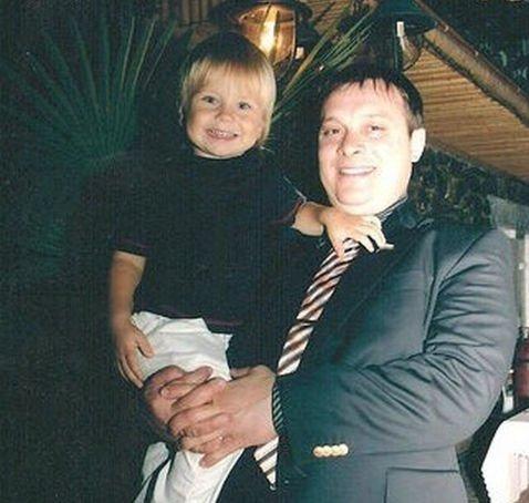 Андрей Разин собирается сделать музей памяти скончавшегося сына