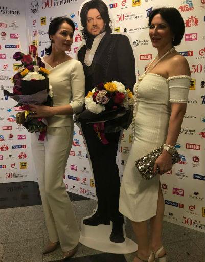 Королевский размах: Филипп Киркоров собрал звездных друзей в Кремле