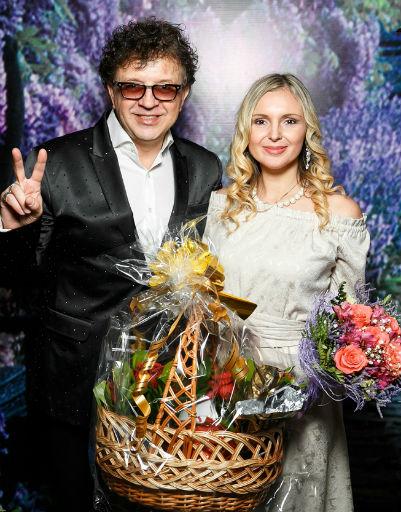 Рома Жуков отметил двойной юбилей