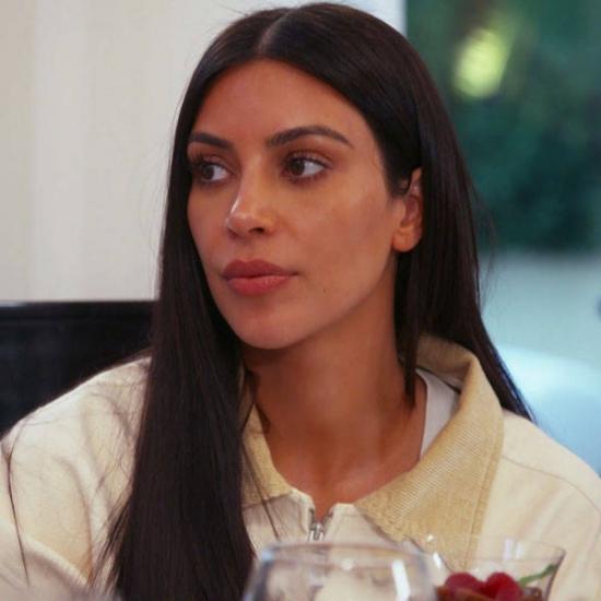 Ким Кардашьян пытается затмить Бейонсе третьей беременностью