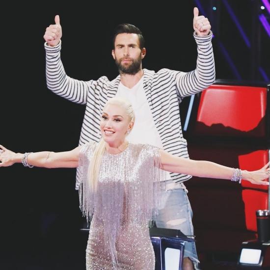 Гвен Стефани покидает музыкальное шоу «The Voice» из-за Майли Сайрус