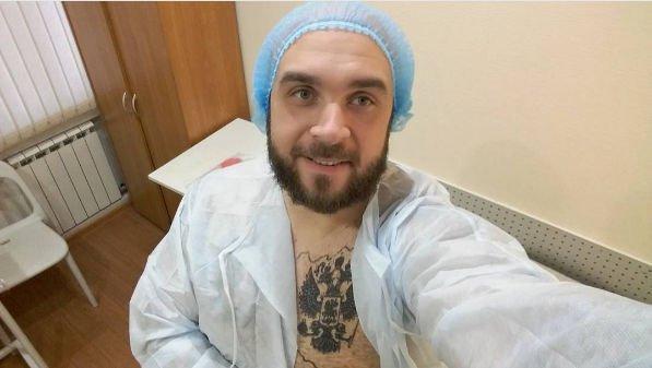 Глеб Жемчугов решился на пластическую операцию