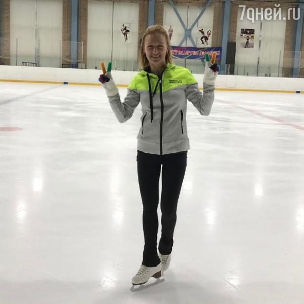 Татьяна Волосожар поставила рекорд по похудению после родов