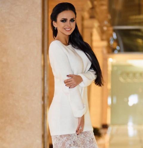 Виктория Романец готовится стать мамой