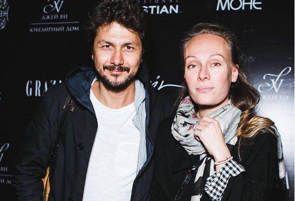 Ольга Ломоносова родила третьего ребенка