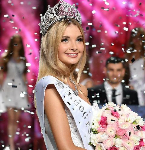 Мисс Россия 2017 Полина Попова обижается, если ее не критикуют