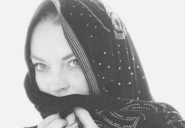 Линдси Лохан объяснила, почему интересуется исламом