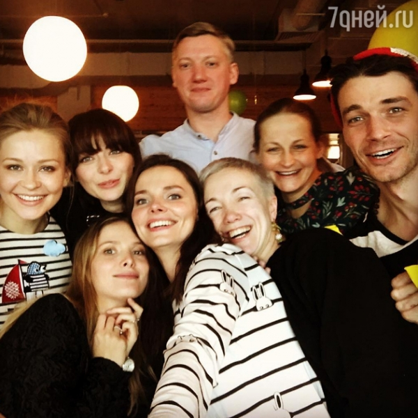 Елизавета Боярская поделилась фото с празднования юбилея сына