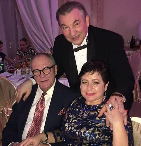 Легендарный Владислав Третьяк закатил шикарную вечеринку для друзей