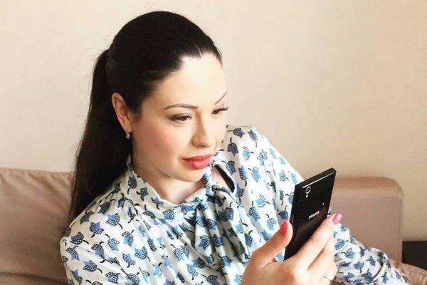 Инна Воловичева опубликовала интимные записи