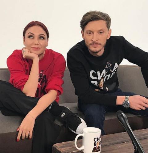 Ляйсан Утяшева и Павел Воля показали подросшую дочь