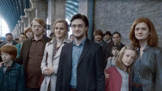 «Гарри Поттер и проклятое дитя» покажут на Бродвее