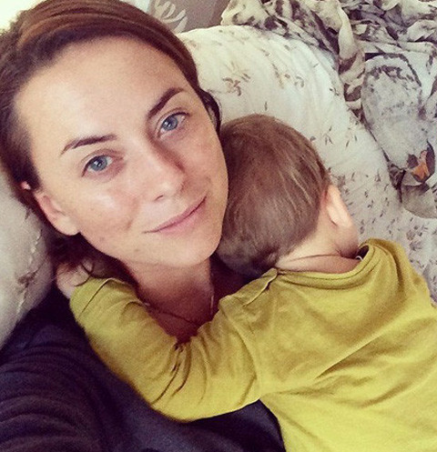 "Natalia Friske about the family meeting with Plato, ""it Seems we have learned"""