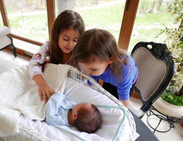 Оксана Самойлова рассказала о сложностях многодетной мамы