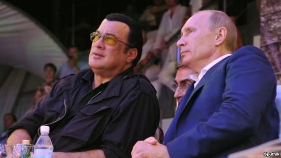 Стивен Сигал прокомментировал запрет въезда на территорию Украины
