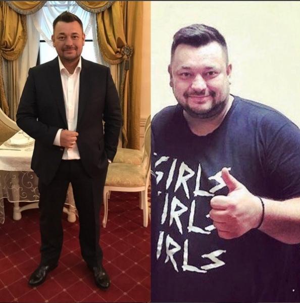 Сергей Жуков сильно похудел и раскрыл секрет