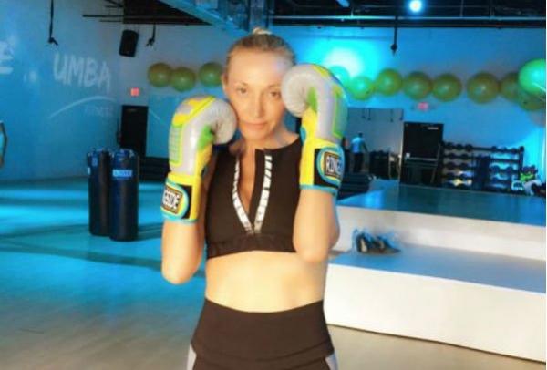 Кристина Орбакайте продемонстрировала спортивную форму