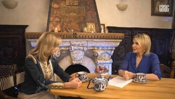 Вика Цыганова обратилась к батюшке из-за конфликта с мужем