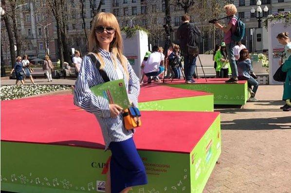 Валерия боится, что ее дети уедут за границу
