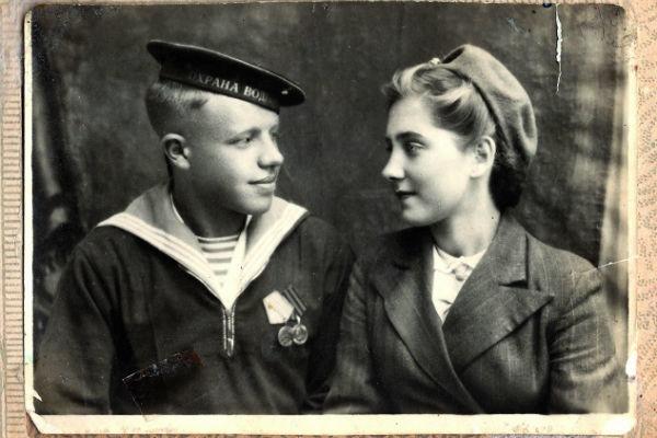 Военно-морской роман: удивительная история любви бабушки и дедушки Натальи Водяновой