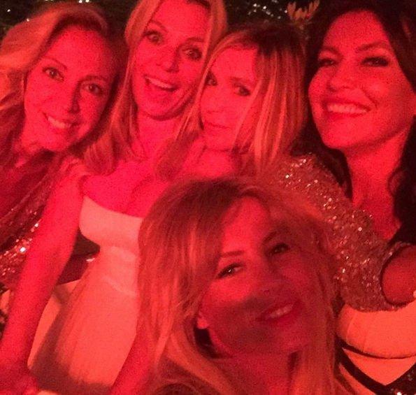Ирина Салтыкова устроила шикарную вечеринку в Монако
